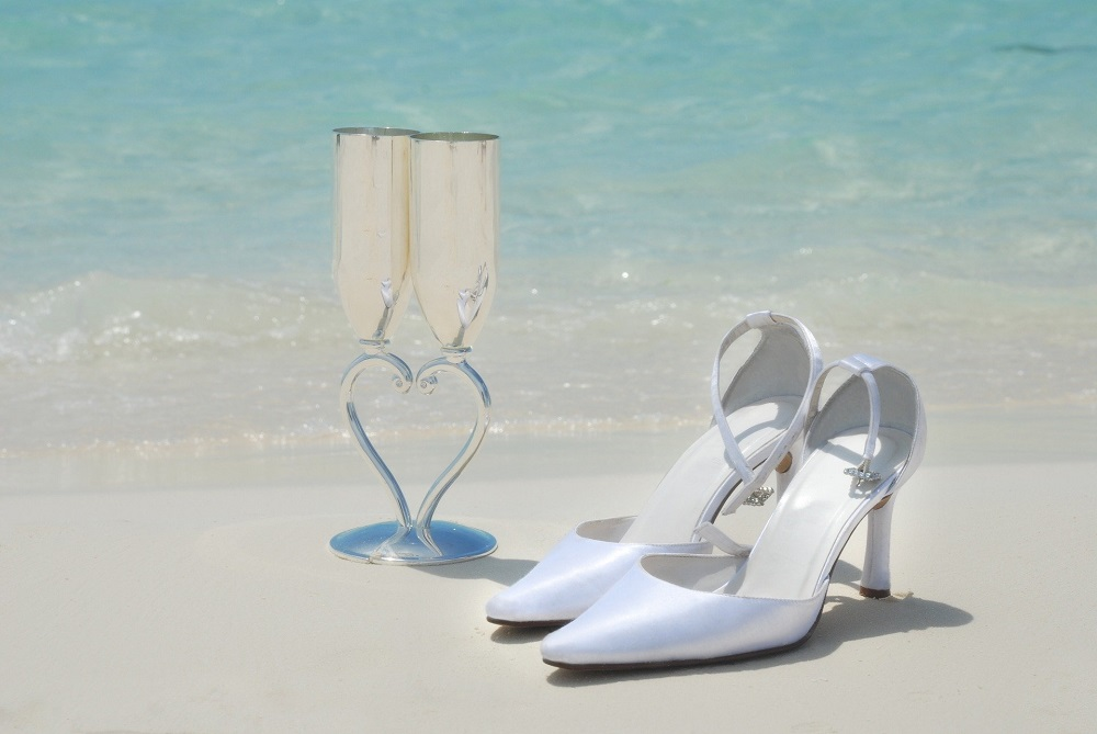 30A beach wedding